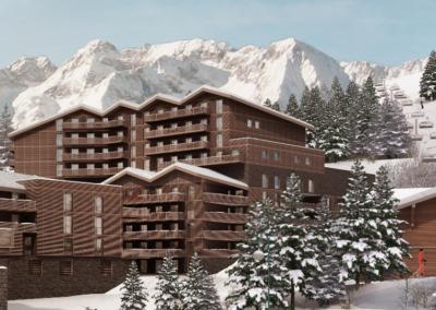 La Restanque – Les deux alpes